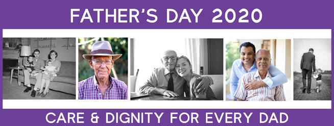 Website Header - Fathers Day Appeal 2020